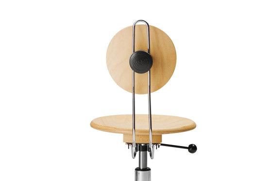 SE 43 Swivel stool de Wilde + Spieth