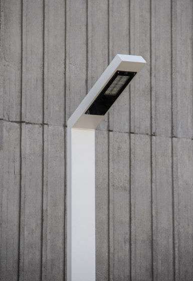 108 Street lamp by URBIDERMIS SANTA & COLE