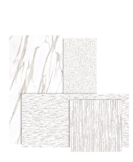 Tele di Marmo Reloaded Mosaico Onice Klimt 5x5 by EMILGROUP