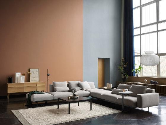 In Situ Modular Sofa    Corner Configuration 4 by Muuto