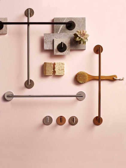 Origin Thermostatic Built-In Shower Mixer by VitrA Bathrooms