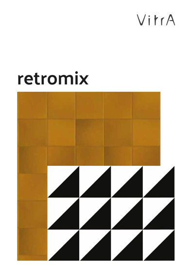 Retromix 15x15 by VitrA Bathrooms