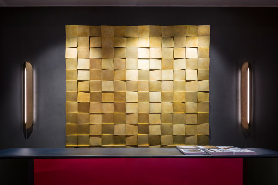 3D WALL by De Castelli