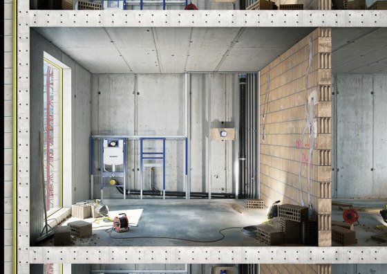 Installation Systems | Duofix by Geberit
