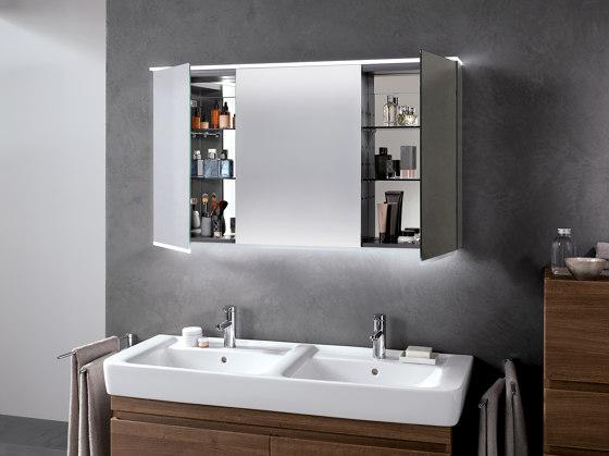 Option   Plus mirror cabinet by Geberit