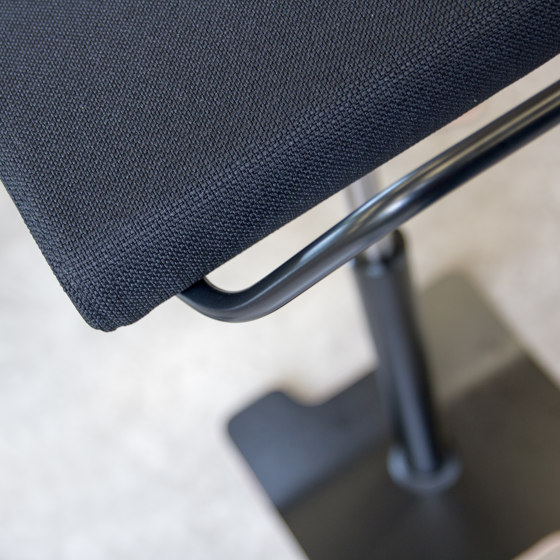 sella activa | Standing seat de lento