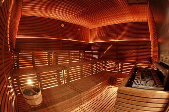 Sensation Sauna Small by Carmenta | The Wellness Industry