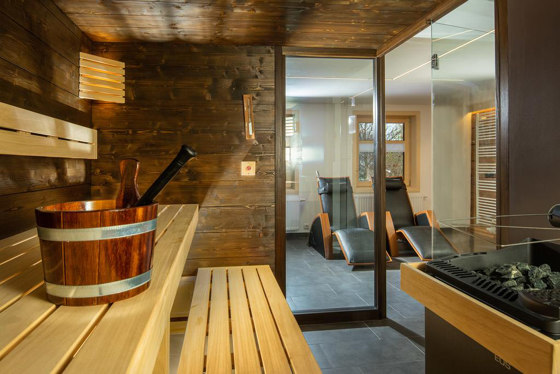 Country Sauna Medium by Carmenta | The Wellness Industry