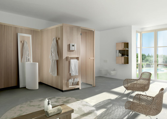 One Sauna Small by Carmenta | The Wellness Industry