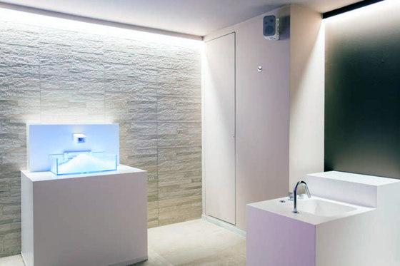 Ice Fountain by Carmenta | The Wellness Industry