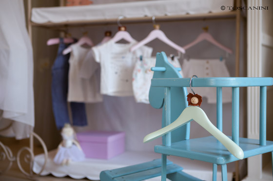 I Bambini - Gioia Collection | Gioia Kids Hanger by Industrie Toscanini