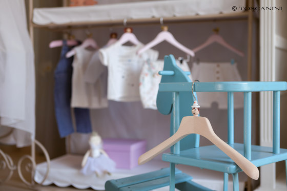 I Bambini - Pinocchio Collection | Bice Kids Hanger by Industrie Toscanini