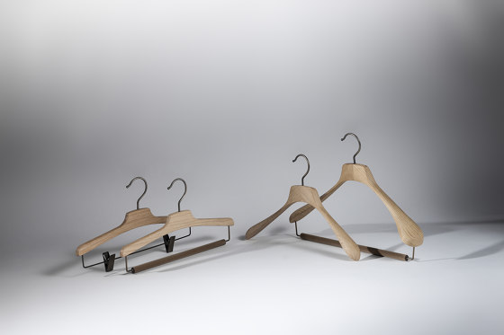Light Design Collection - Oak Wood | Agata Hanger by Industrie Toscanini