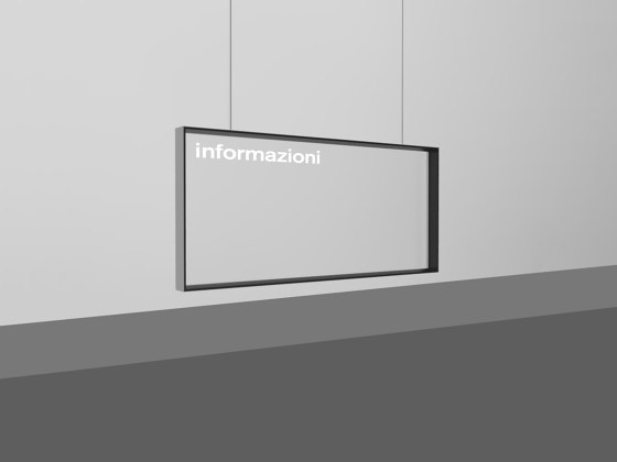 DRESSWALL Health | Suspension Horizontal by Dresswall