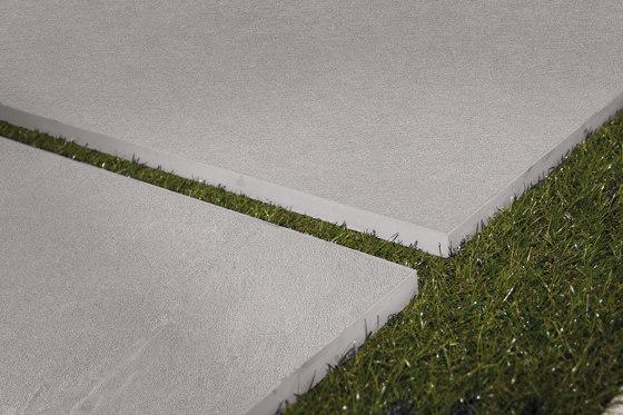 Listelli Sfalsati Martellata Sand by EMILGROUP