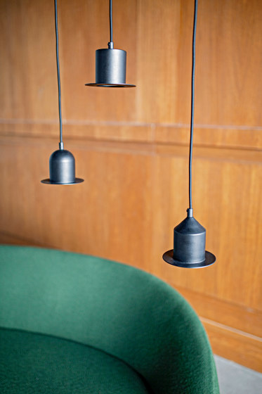 HAT Pendant Lamp, conical by EMKO