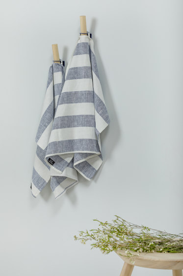 Torch hooks, white by EMKO