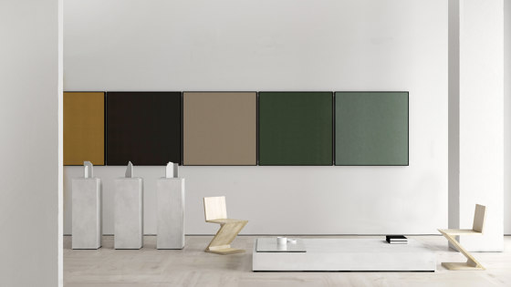 Opus 7, Grey Frame by DESIGN EDITIONS