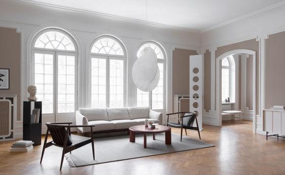 Grade | Sofa 3 Seater | Ash by L.Ercolani