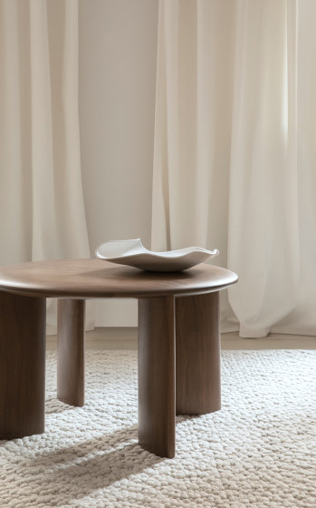 IO | Long Table | Walnut by L.Ercolani