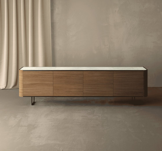Adara Sideboard high legs with drawers by Momocca