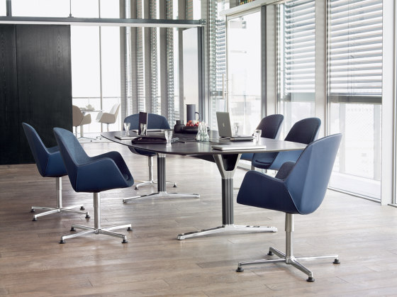 pulse lounge chair de Wiesner-Hager