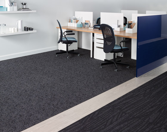 Carpet - Inscribe | Cable Thistle by Amtico