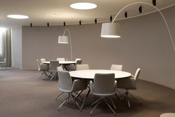 Lumi Swivel Chair by Dietiker