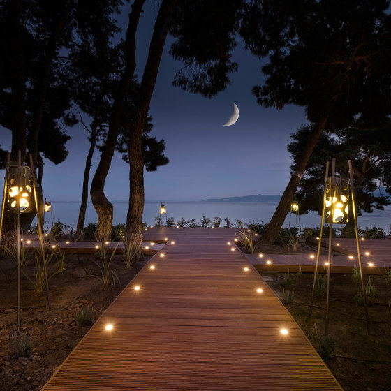 Nepa Outdoor Brass by BRIGHT SPECIAL LIGHTING S.A.