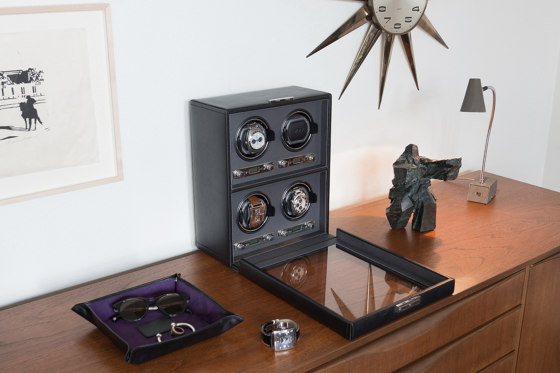 Viceroy 10 PC Watch Box   Black by WOLF