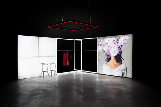 Lightboxes by MODULAP