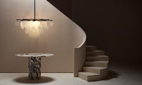 Nimbus cascade bronze by CTO Lighting