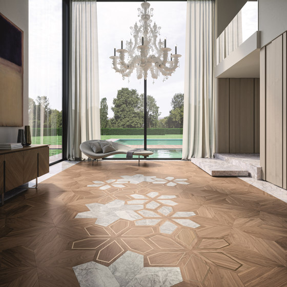 Design Panels   Petali Ca' Brando by Foglie d'Oro