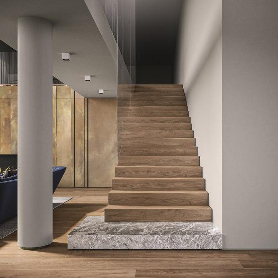 Engineered wood planks floor | Ca' Corner by Foglie d'Oro