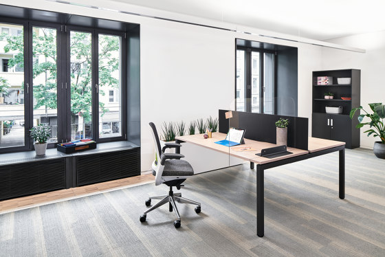 Back to the Office Solutions | Partito Protective by Steelcase