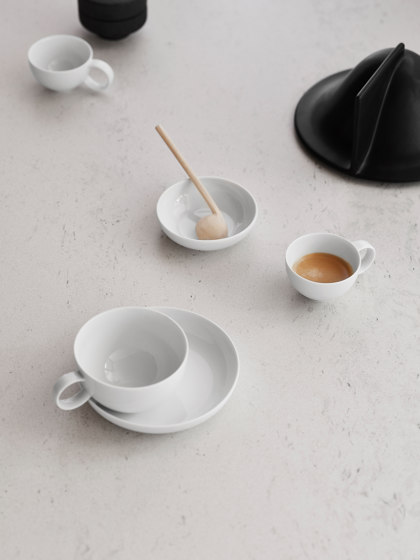 Cup & Saucer by Karakter