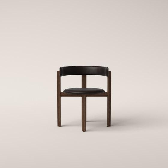 Principal dining chair by Karakter