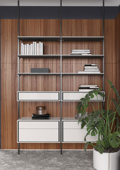 Mode | Wall units - Day Systems by ITALIANELEMENTS