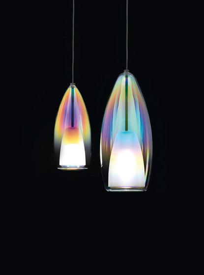Flute Suspension Lamp by Cangini e Tucci