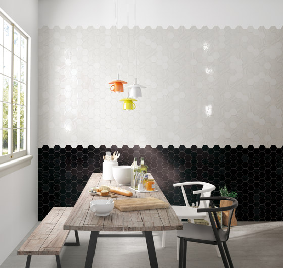 Matiere Hexa-Style Black by Settecento
