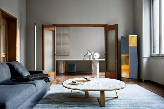 Judd Low Table by Meridiani
