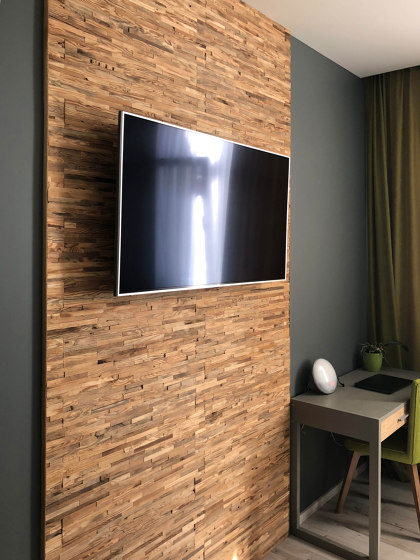 Brut | Wall Panel by Wooden Wall Design