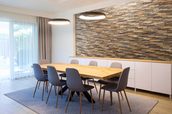Selectio | Wall Panel by Wooden Wall Design