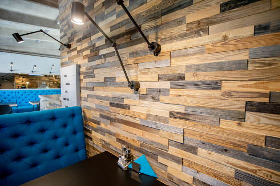 Largo | Wall Panel by Wooden Wall Design