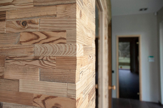 Opus | Wall Panel by Wooden Wall Design