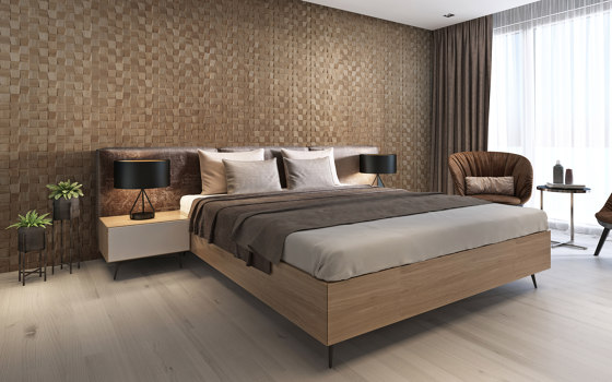 Dominus | Wall Panel by Wooden Wall Design