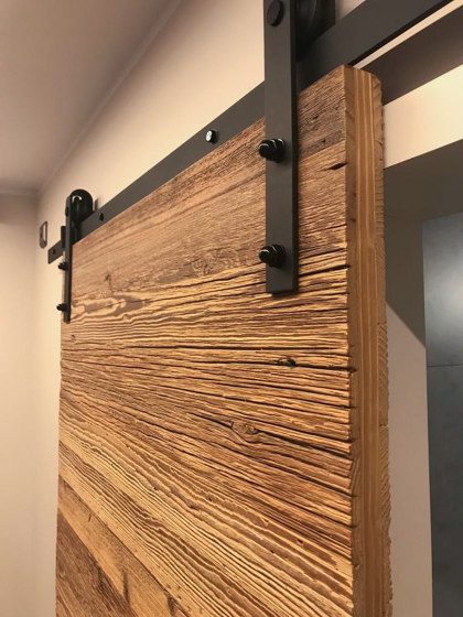 Wood Doors | Reclaimed wood door | Vertical by Wooden Wall Design