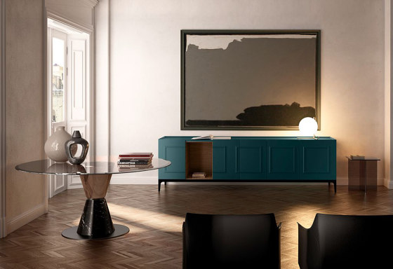 Groove LL Table by Exenza