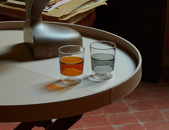 Water glasses set by Paolo Castelli