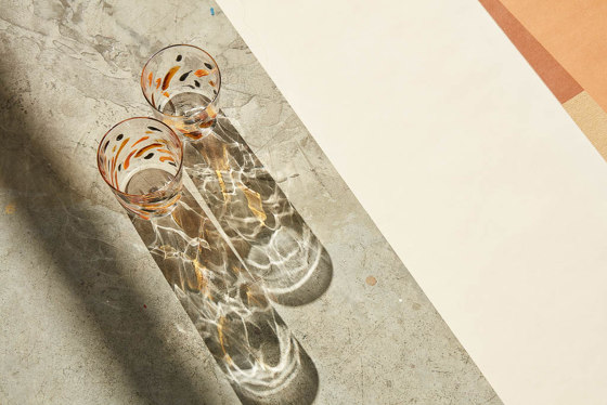 Wine glasses set by Paolo Castelli